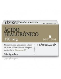 ACIDO HIALURONICO 150mg 30cap NATYSAL