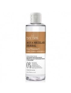 AGUA MICELAR HERBAL 200ml...