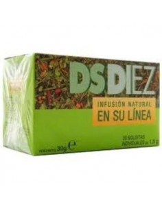 Ds Diez infusion 20sobres...