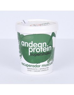 Andean Protein Recuperador muscular 250 gr Energy Feelings
