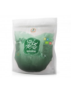 Espirulina polvo Eco 1 Kg Energy Fruits