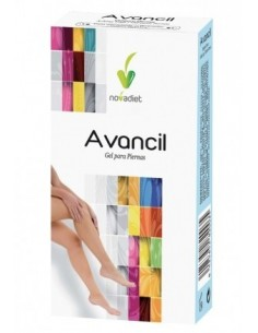 Avancil gel piernas cansadas 100ml Nova Diet