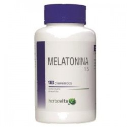 Melatonina 1,5mg 180comp Herbovita