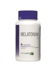 Melatonina 1,5mg 90comp Herbovita