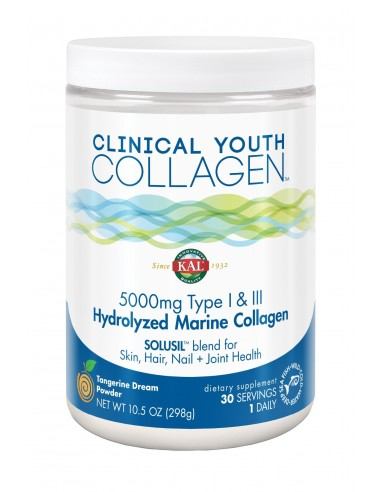 Clinical Colageno Type I Y Iii 298 Gr Kal