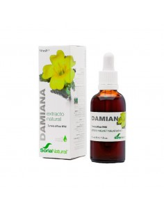 Extracto natural de Damiana 50 ml