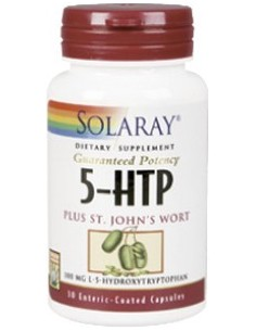 5-HTP with St.John's Wort