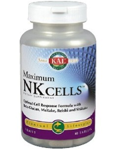 Maximum NK Cells 60 comprimido Kal