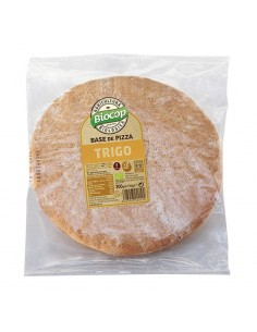 Pizza Base Trigo Integra Bio, 2 unids. 300 gr- Biocop