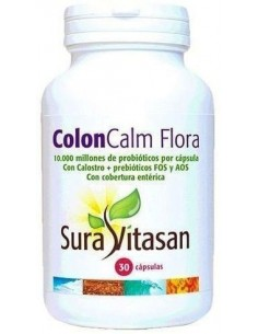 Colon Calm Flora 30 vcap