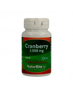 CRANBERRY arandano rojo 5000mg. 60comp.