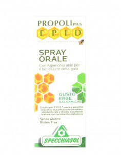EPID Spray oral propolis 15 ml