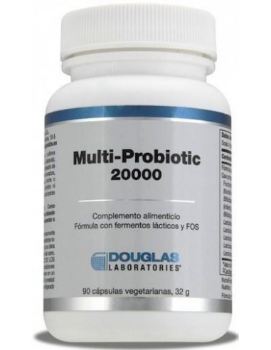 Multi Probiotic 20000 90 cap
