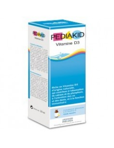 Pediakid vitamina D3 20 ml