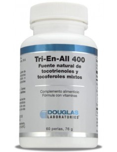 TRI-EN-ALL 400 Vitamina E 60 perlas