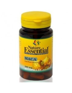 MACA 50 caps. de 500mg - Nature Esential