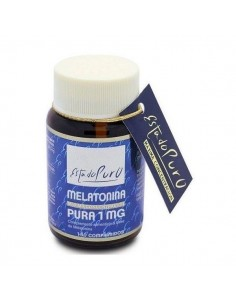 Melatonina pura 1 mg 180 comp Estado Puro