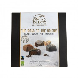 Caja de Bombones The Road To The Origins Bio 160gr