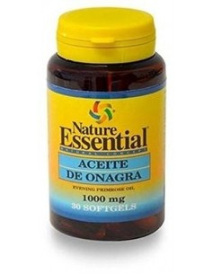 Aceite de onagra 1000 mg 30 perlas Nature Essential