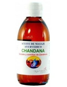 Aceite Chandana (Sándalo) 200 ml
