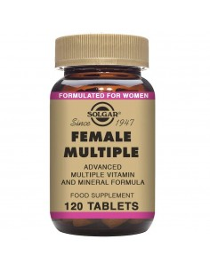 Female Múltiple 120 comp