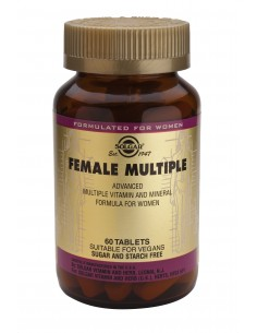 Female Múltiple 60 comp
