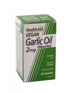 Aceite de ajo (garlic oil)...