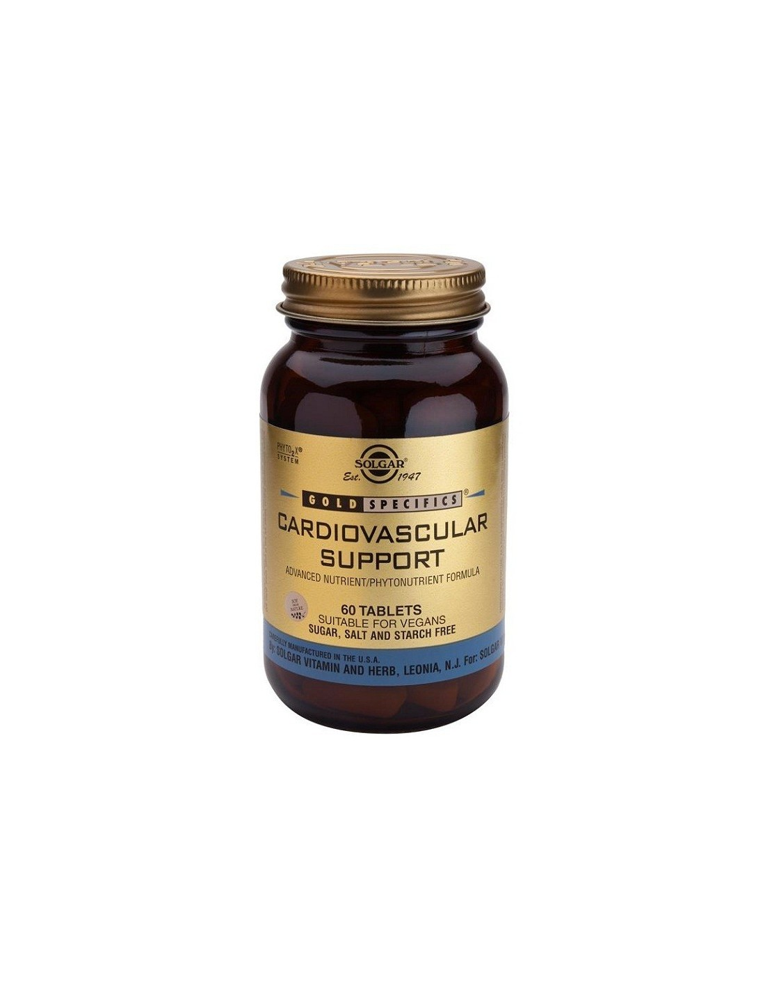 Gs® Cardiovascular Support 60 Comp