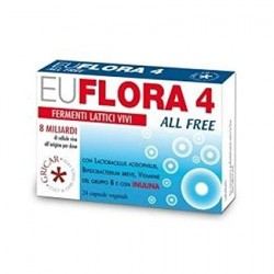 Euflora 4 All Free 24 cap