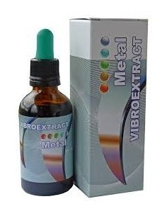Vibroextract Metal 50 ml OUTLET cad 05/19