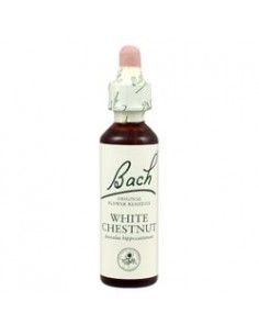 Bach White Chesnut 20 ml Flores de Bach Originales