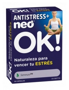 Antistress Plus 30 cap NEO