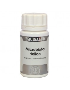 MICROBIOTA HELICO 60 cáp. Equisalud