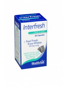 Interfresh 60 cap