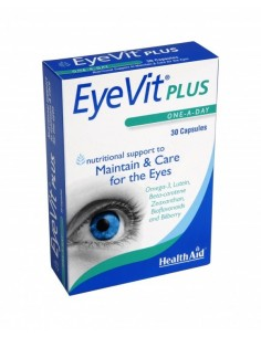 EyeVit Plus 30 cap