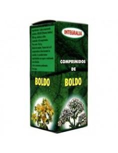 Boldo 500 mg 60 compr Integralia