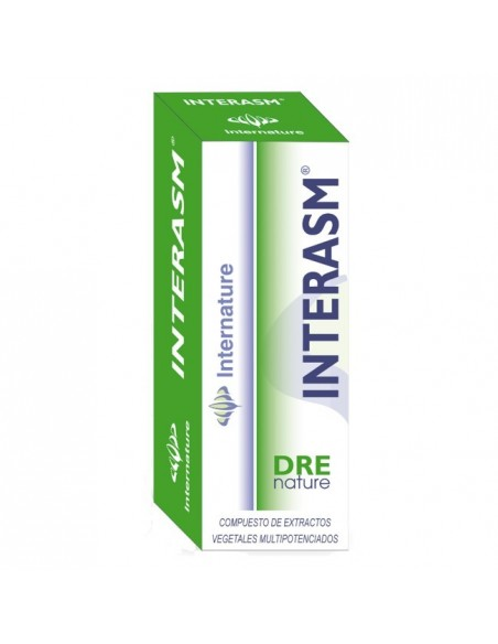 Drenature Interasm 30 ml