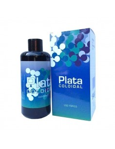 Plata Coloidal 120 ppm 200ml Argenol