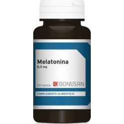 Melatonina 0,3 mg 300 tabl