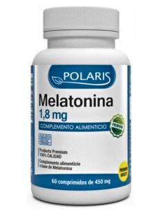 Melatonina – 1,8 mg  60 comprimidos (400mg)