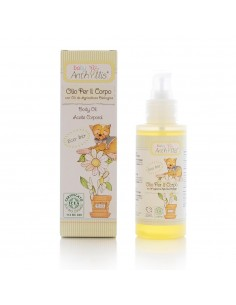 Aceite corporal Baby Eco 100ml
