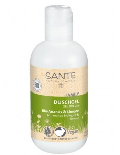 Gel de Ducha  Limon-Piña 950ml. BIO