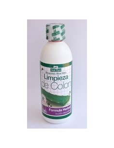 Zumo de Aloe Vera, limpieza de colon, 500 ml Madalbal