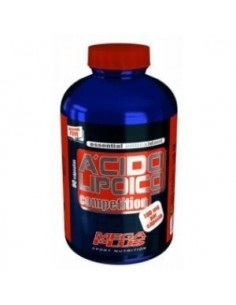 Acido Lipoico 60cap. MEGA PLUS