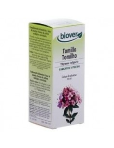 EXT THYMUS VULGARIS (tomillo) 50ml BIOVER
