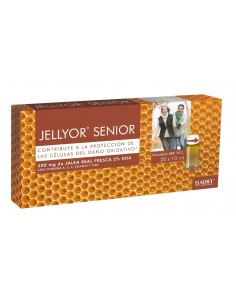 Jellyor senior 20 ampollas