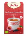 Yogi Tea. Defensas Naturales Bio.17 tea bags