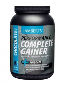 Complete Gainer Sabor A Chocolate 1,8 Kg