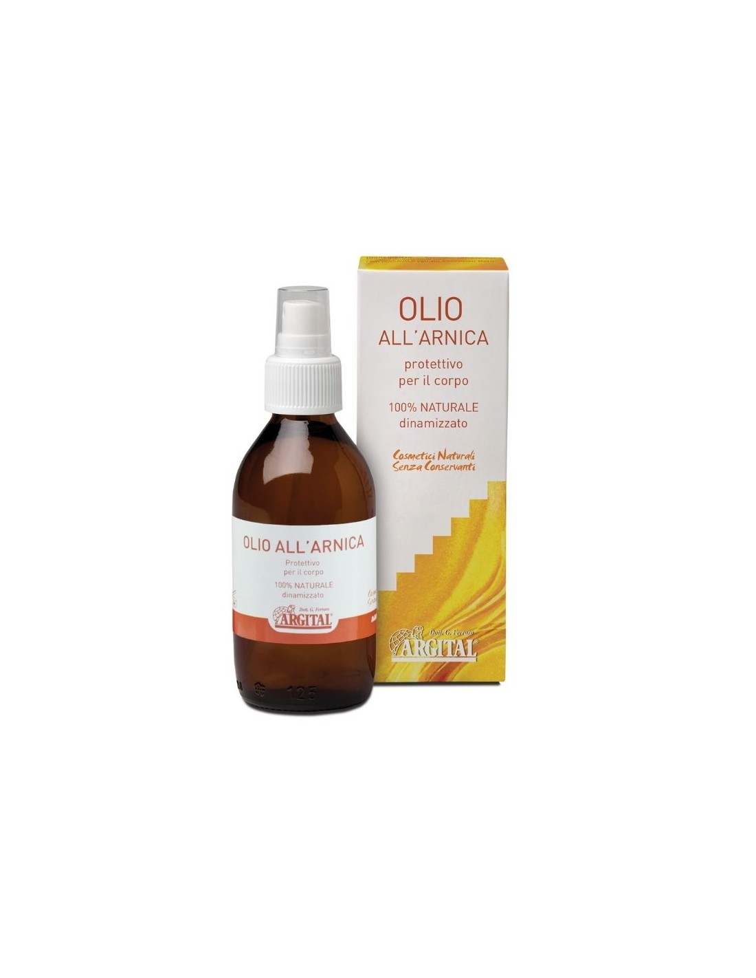 ACEITE ARNICA 100% NATURAL