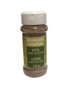 IGUALSAL MINERAL POLVO